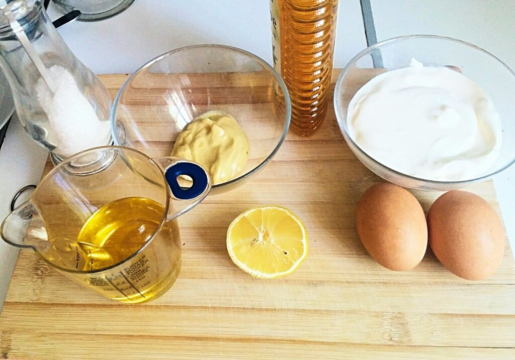 остается только майонез домашний рецепт с фото пошагово блендером хорошее