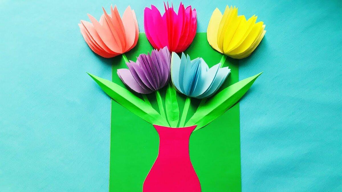 Поздравительная открытка к празднику 8 марта оригами, картинки шойгу картинки