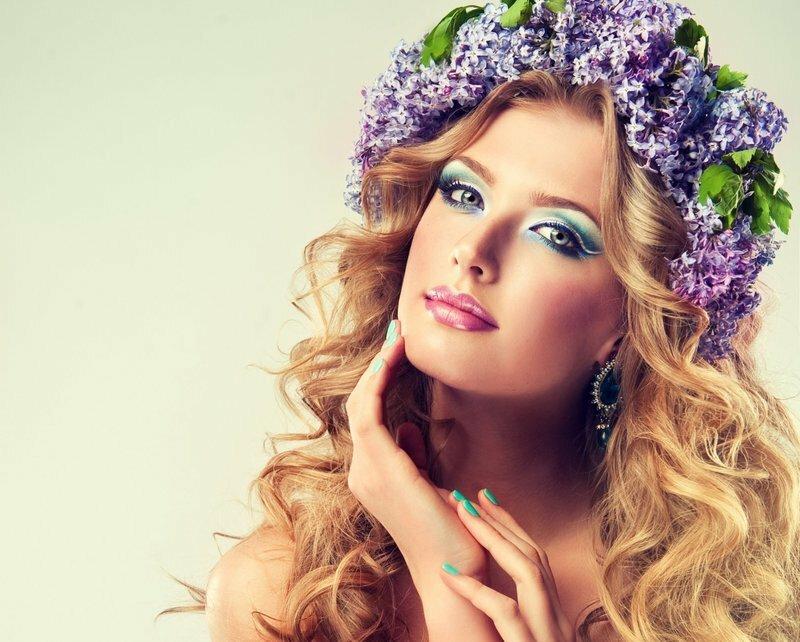 Женская красота красивые картинки