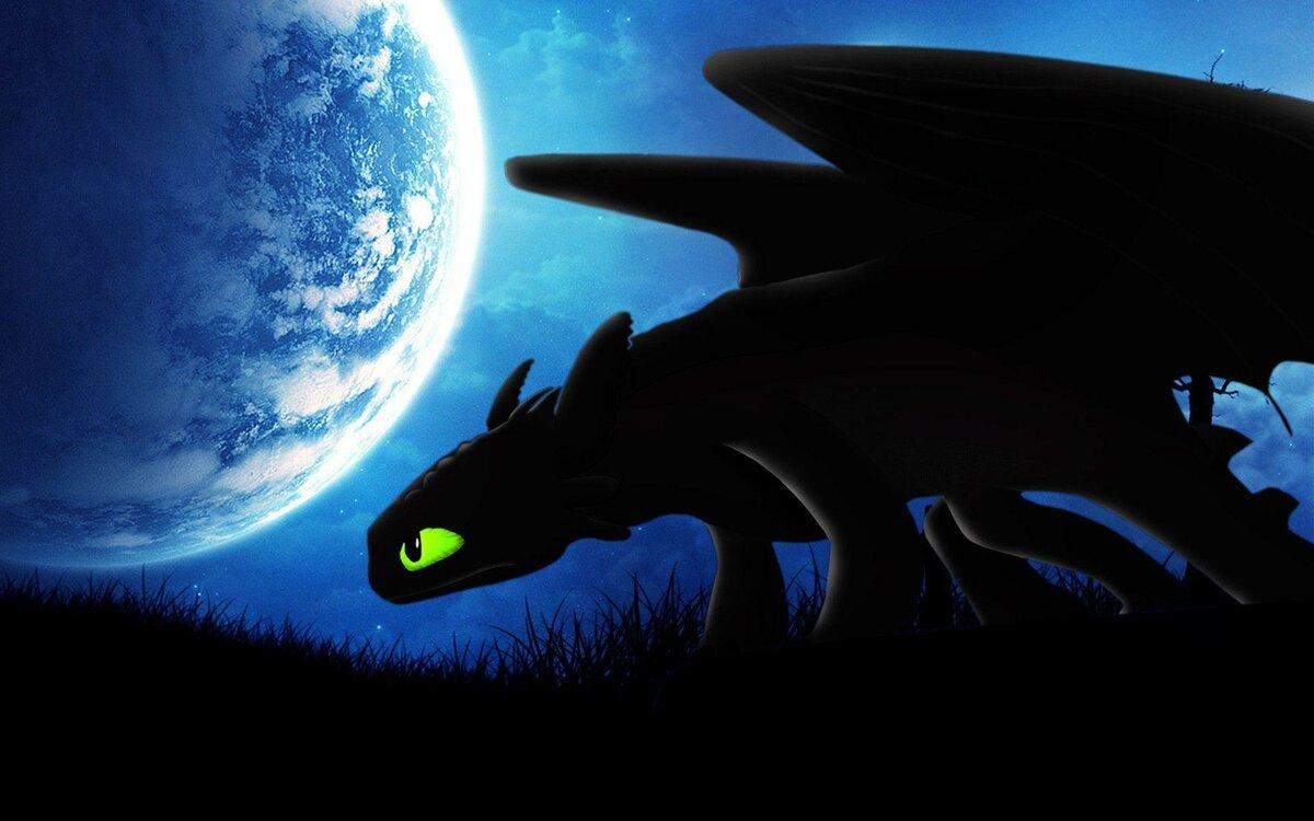 Картинка фурии ночной фурии