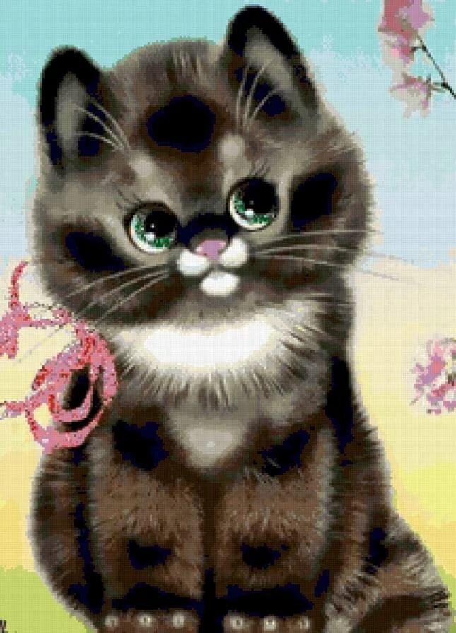 картинки анимашки спасибо с кошками помощь