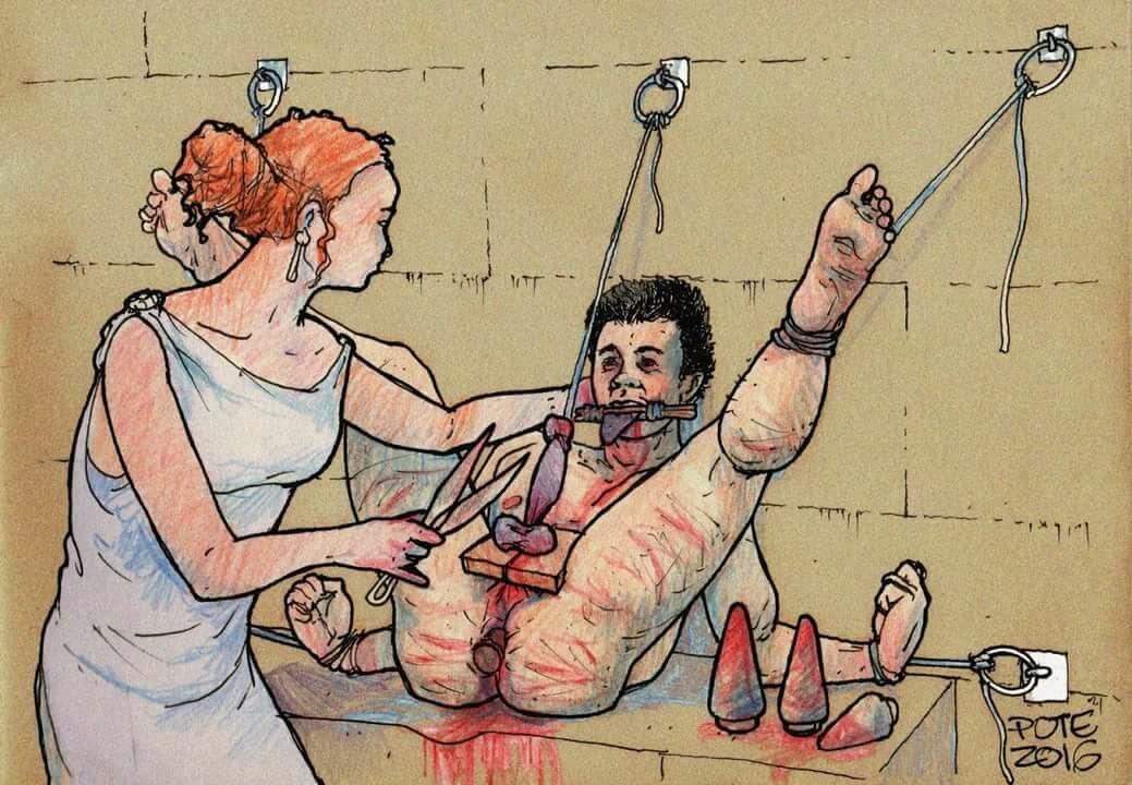 teen-virgin-femdom-testicle-torture-art