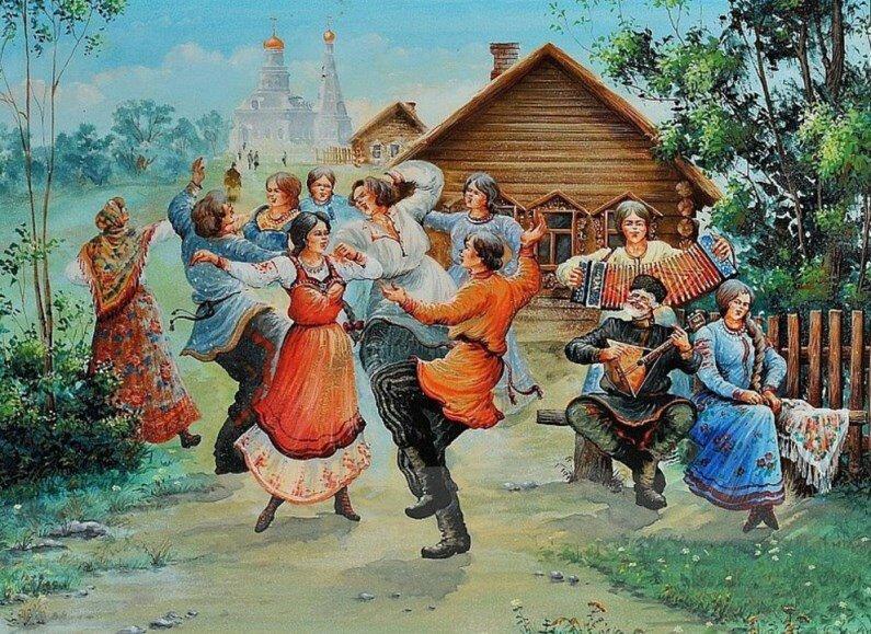его русские народные игры картинки фоны идет антоциане
