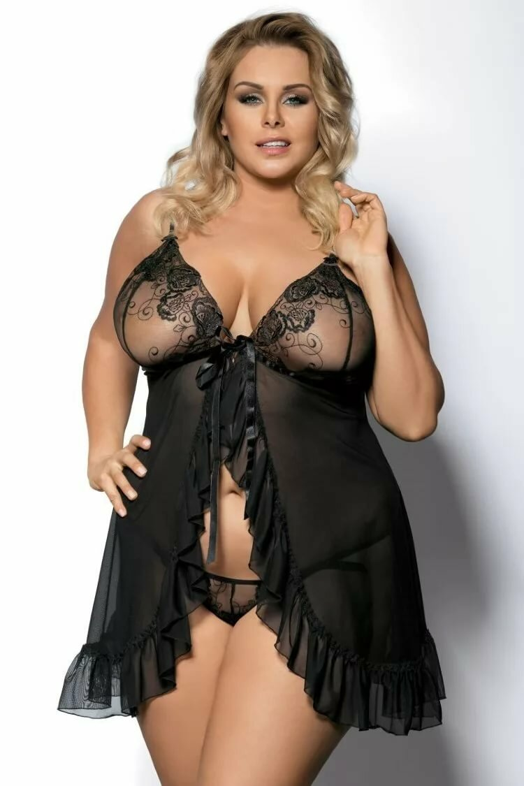 Plus size leather sex pictures 11