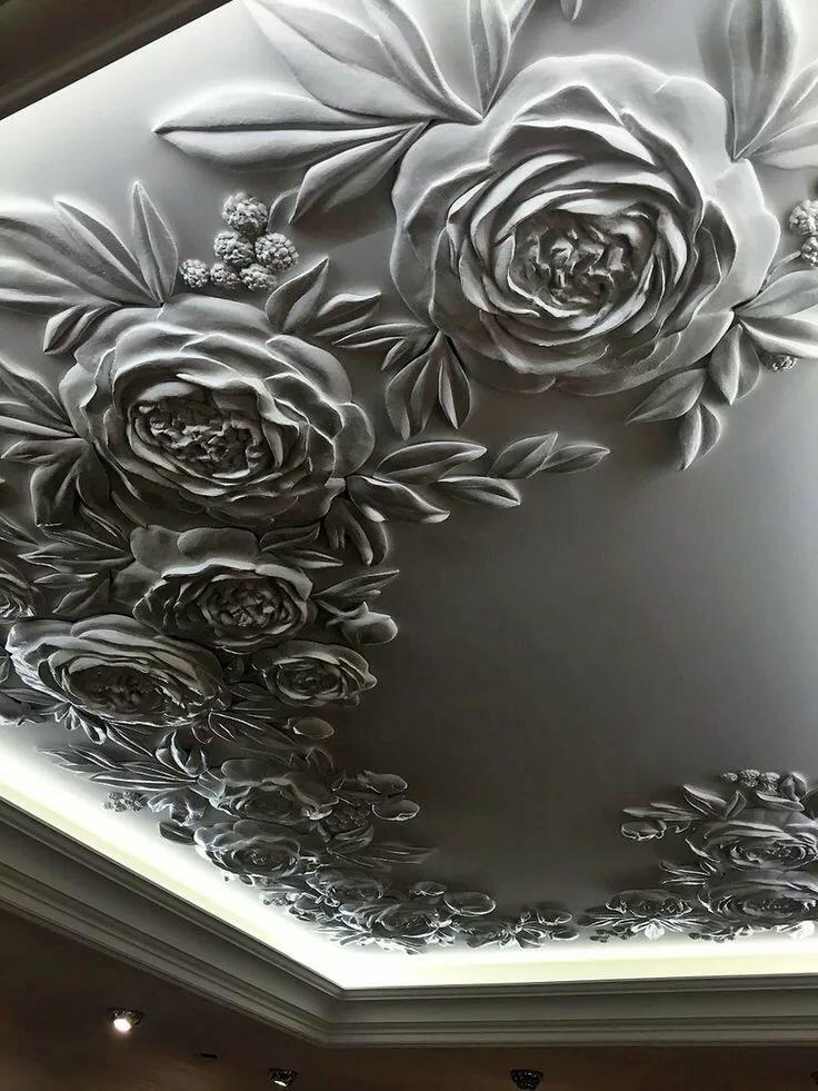 Картинки гипсовые барельефы цветов для потолка, напиши мне открытку