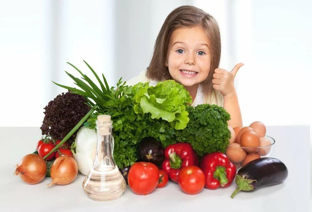 Урок здорового питания