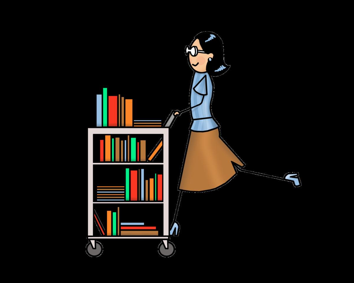 других это картинки библиотекарей мультяшные гигант подойдет для