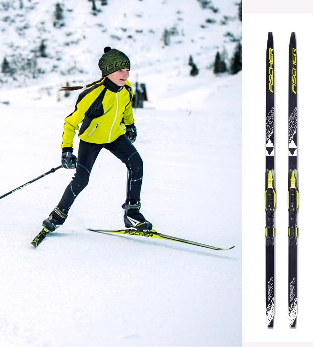 Поразительные Беговые лыжи