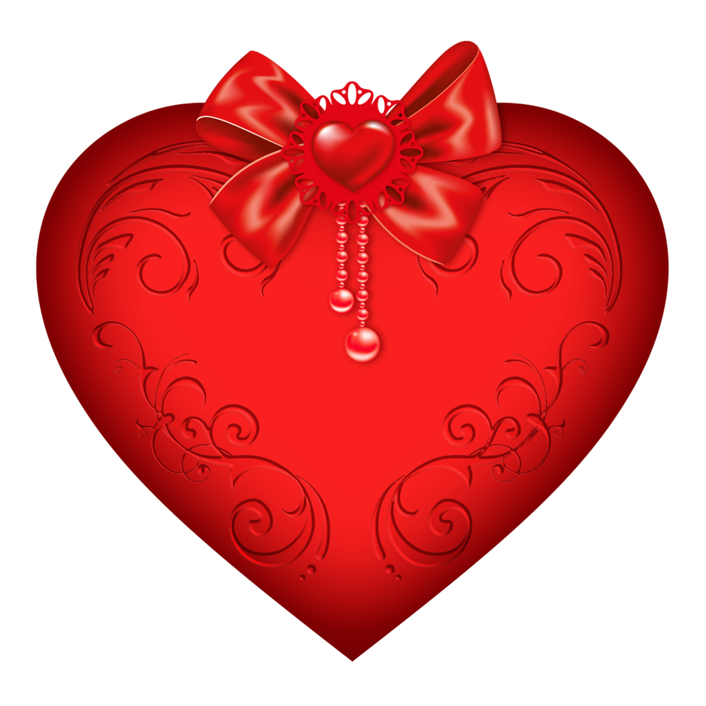 Открытки с сердечкам