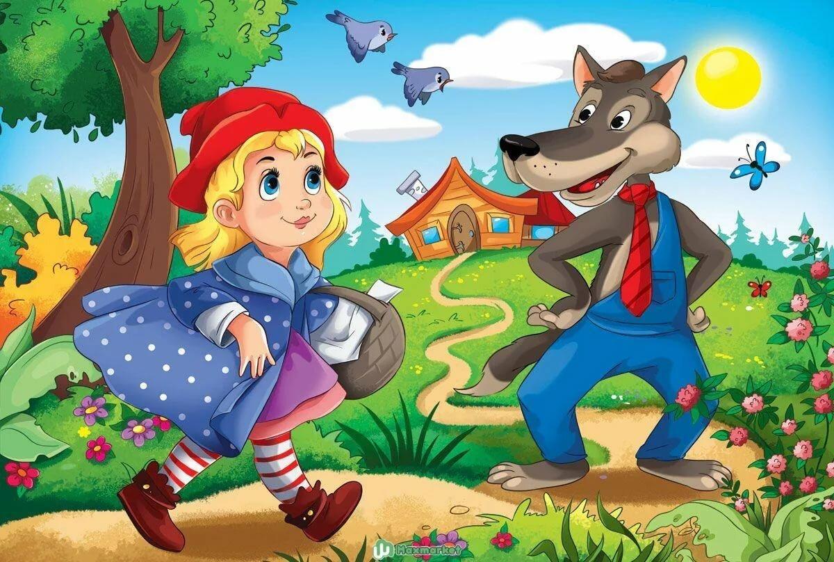 Картинки со сказками для детского сада