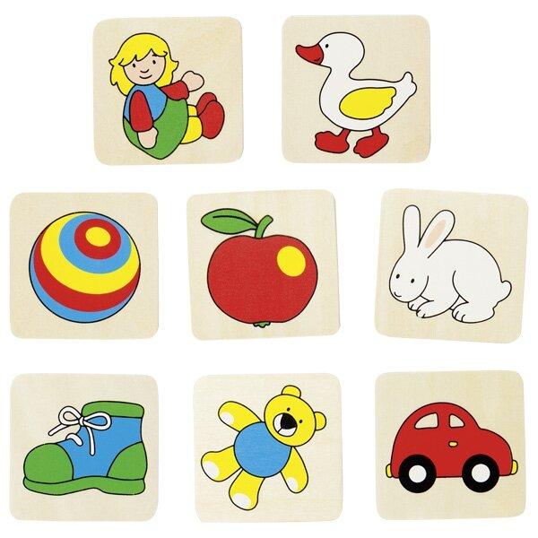 Картинки для малышей 2 года цветные для памяти