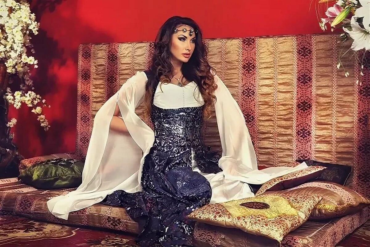 Фотографии жен турецкого султана довольно
