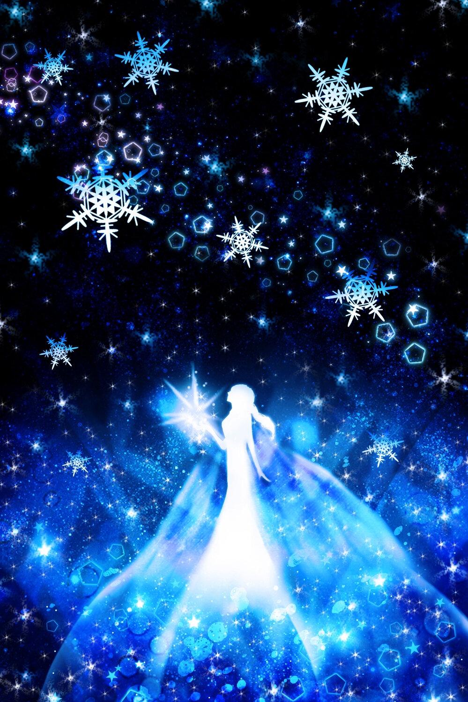 Картинки девочки снежинки, картинки про анастасию