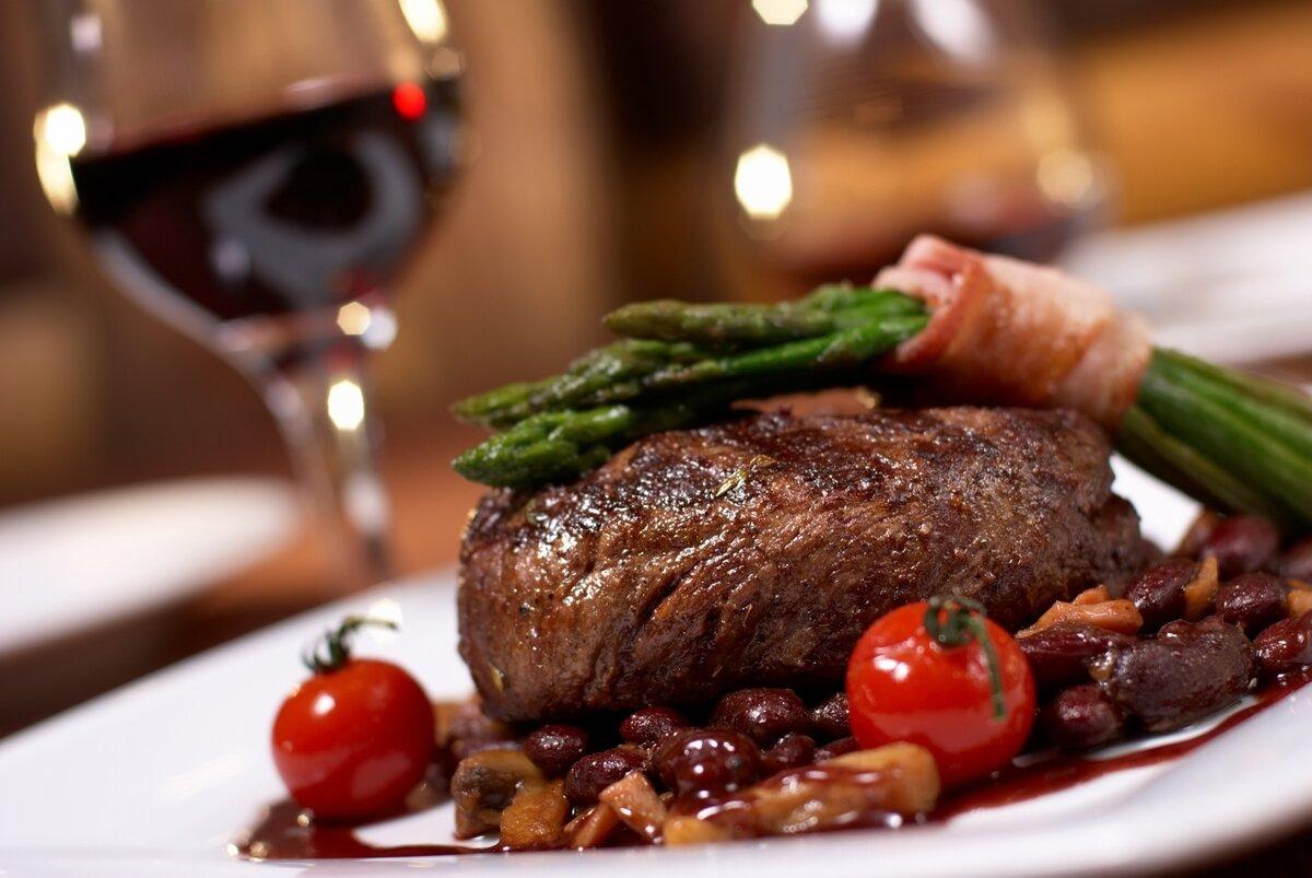 Открытки блюда из мяса