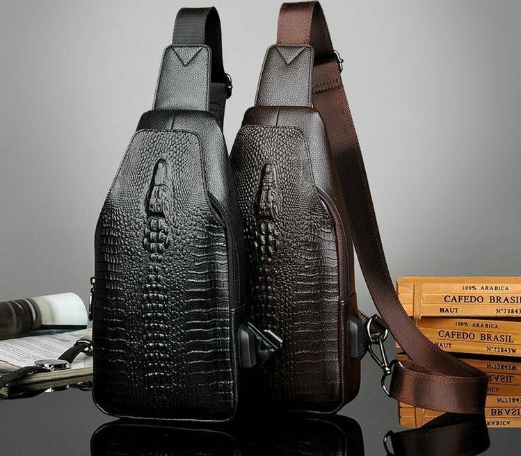 Мужская сумка Alligator в Костанае