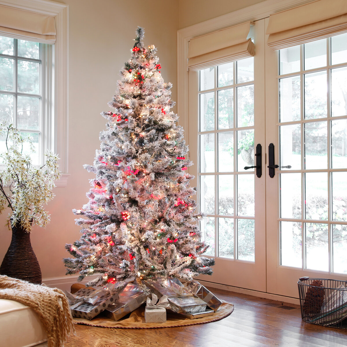 christmas tree decorations - HD1200×1200