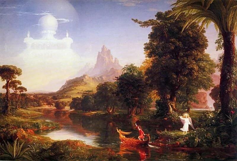 Картинки рая