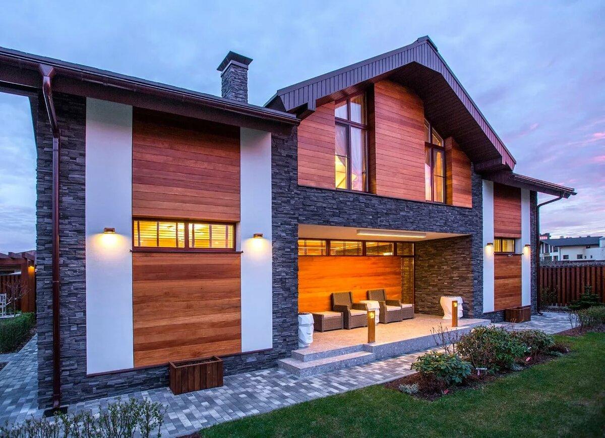 приятному оформление фасадов частного дома картинки изначально должна быть