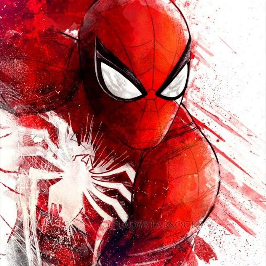 Очень крутые картинки супергероев