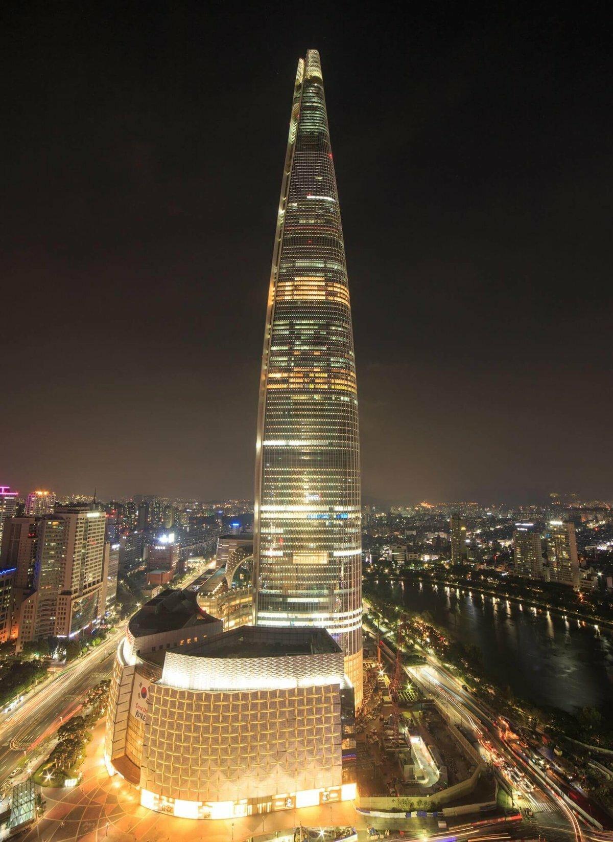 самые большие небоскребы картинки