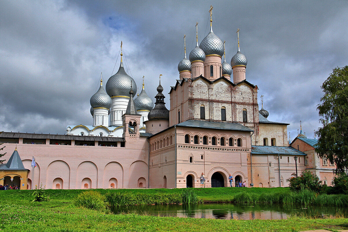 Кремль ростова великого картинки