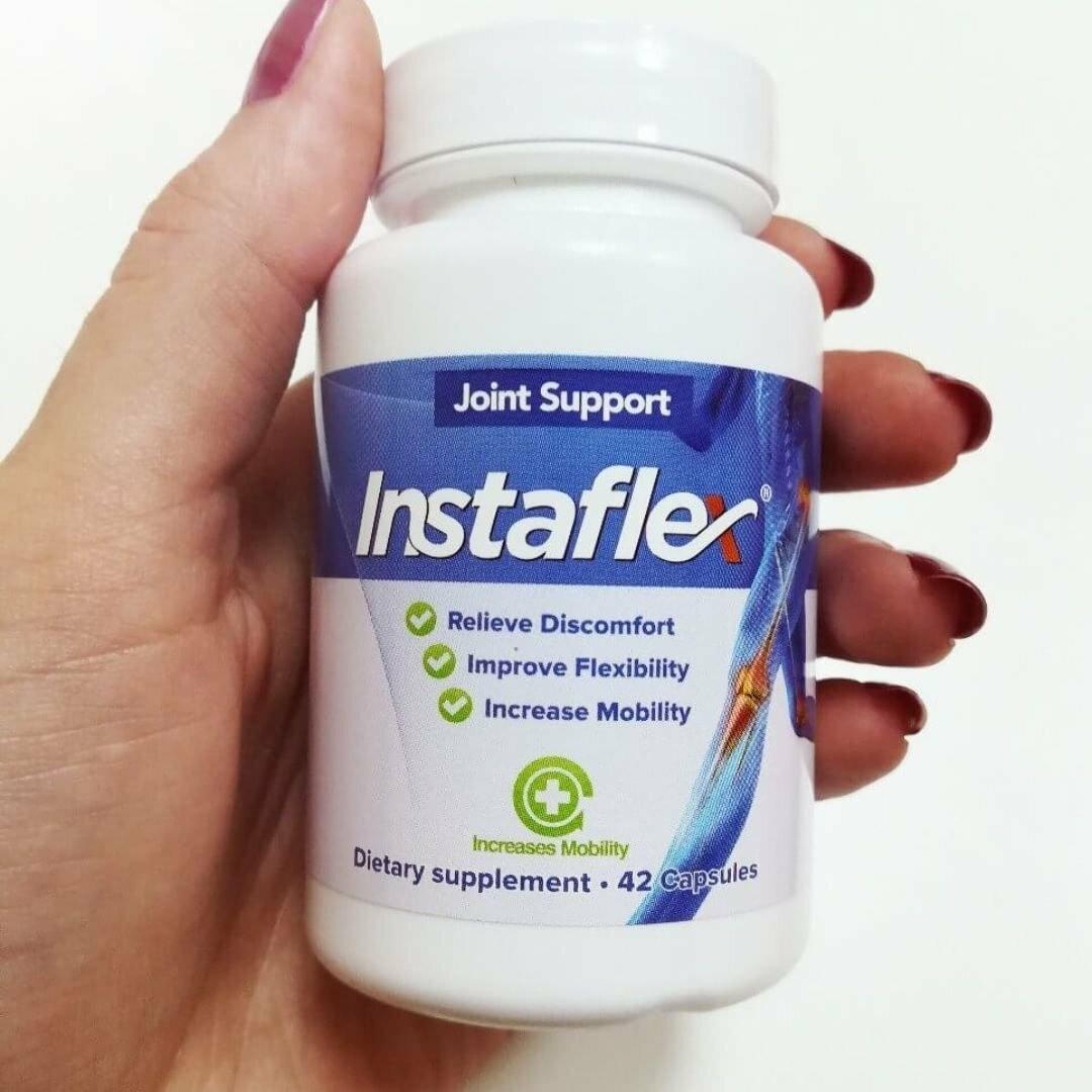 Капсулы для здоровья суставов Instaflex в Энгельсе