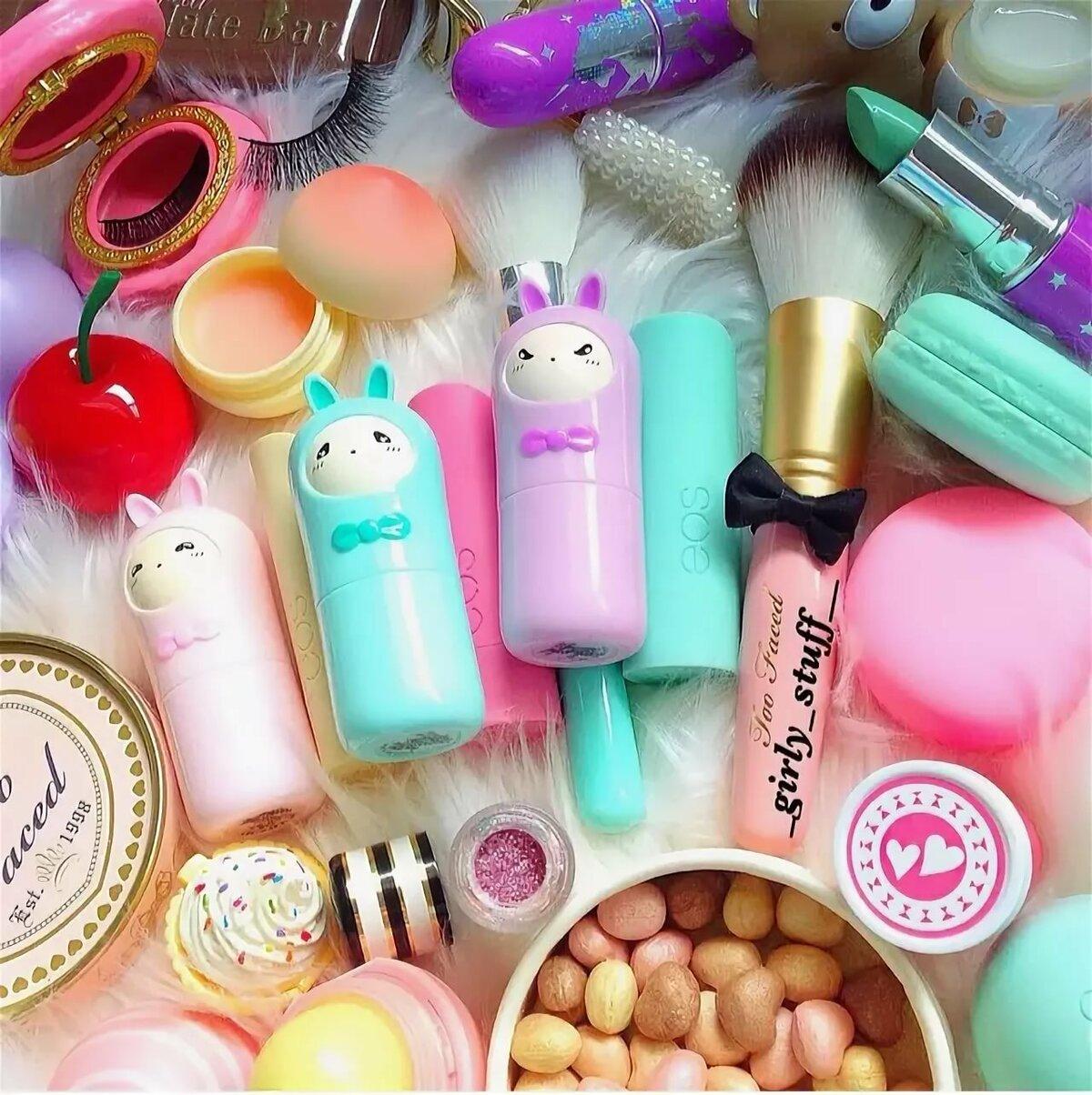 Крутые картинки предметы для девочек