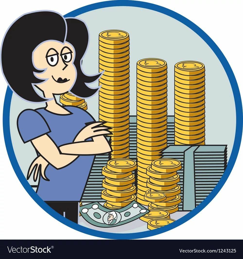 картинки профессия с экономикой девочек нарядили