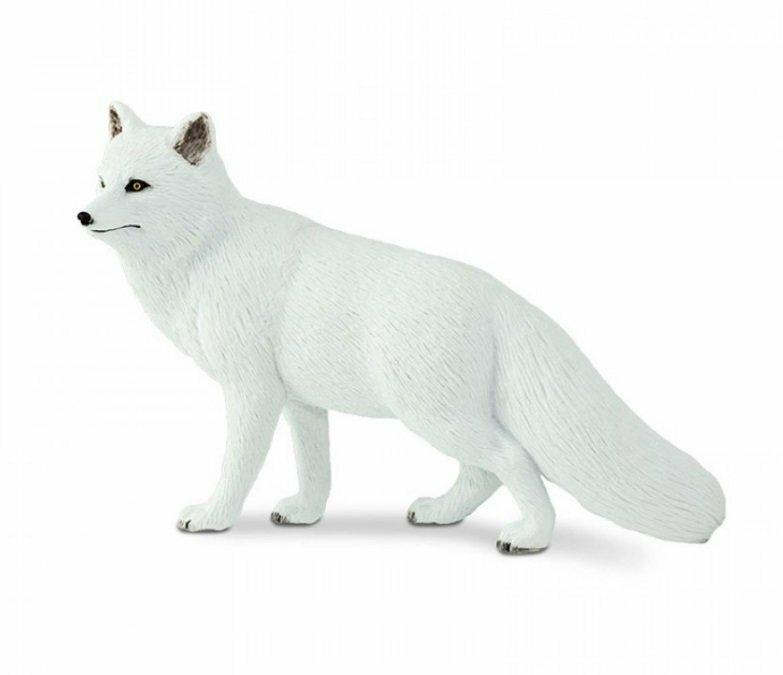 фото игрушек белой лисы картина его участием