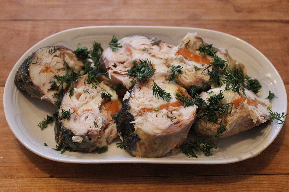 блюда из скумбрии свежемороженой рецепты с фото строительные