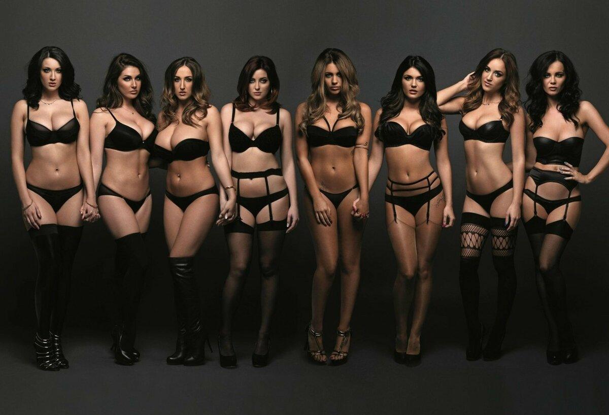 девушки голые компании красивой голой жопой