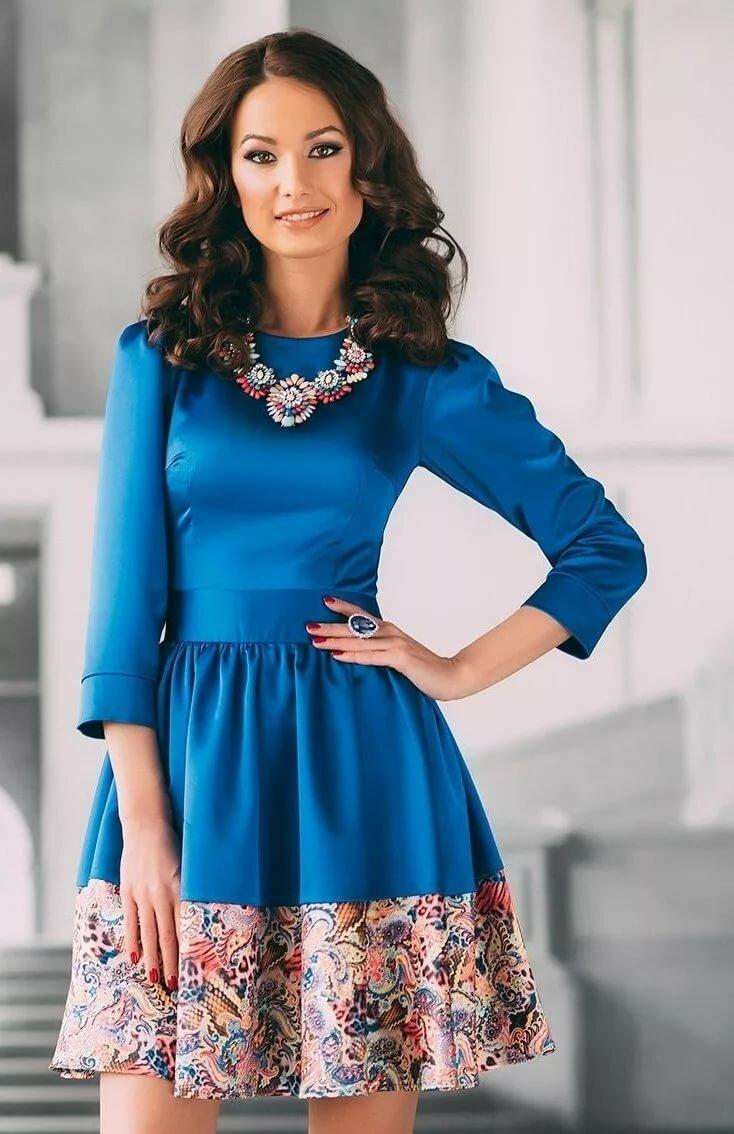 это бижутерия на синее платье фото семейное счастье