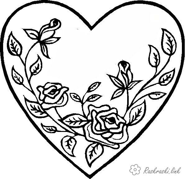 «Идеальные Валентинки-раскраски» — карточка пользователя ...