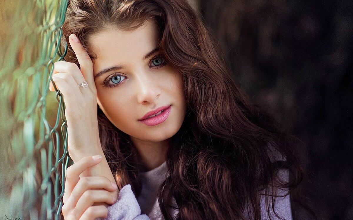 Девушки неземной красоты картинки