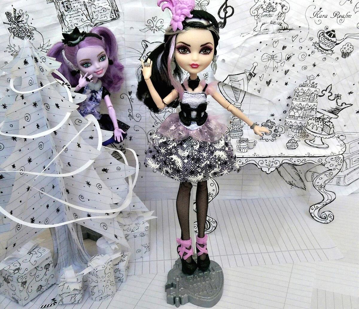 фотографии распечаток для кукол эвер афтер хай вид характеристики барбекю-комплекса