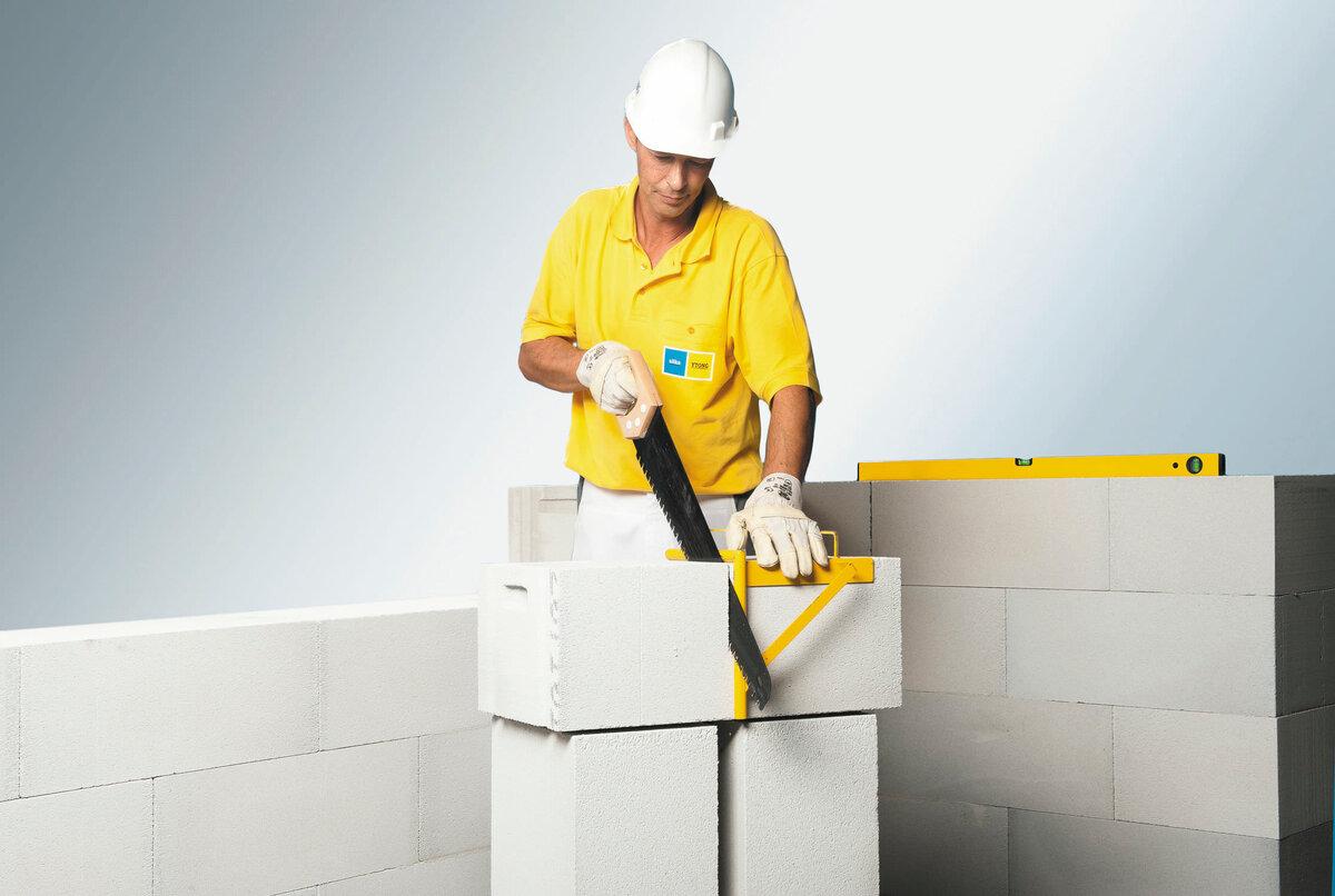 газоблоки для строительства дома