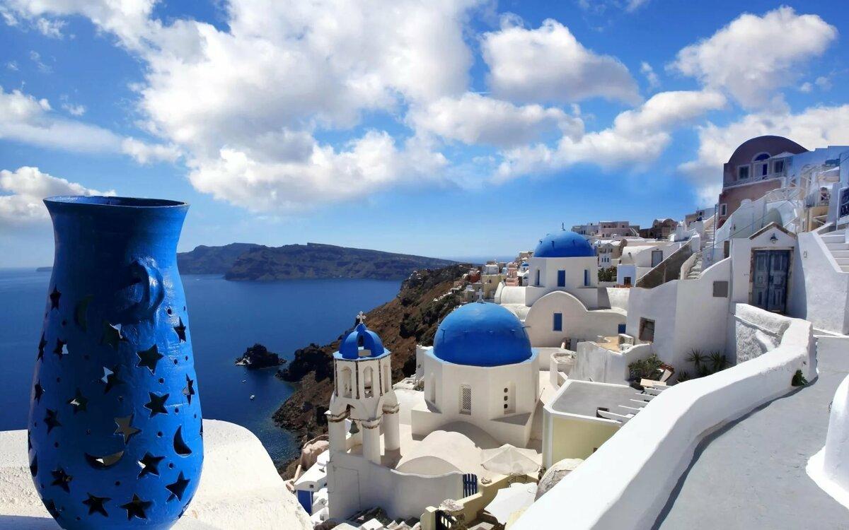 Картинки с грецией