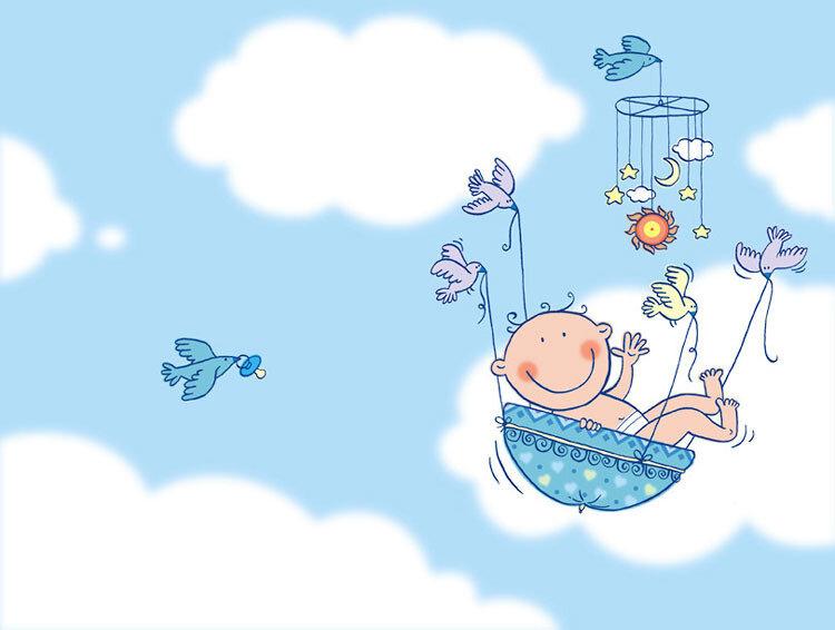 Открытки для мам родивших мальчиков