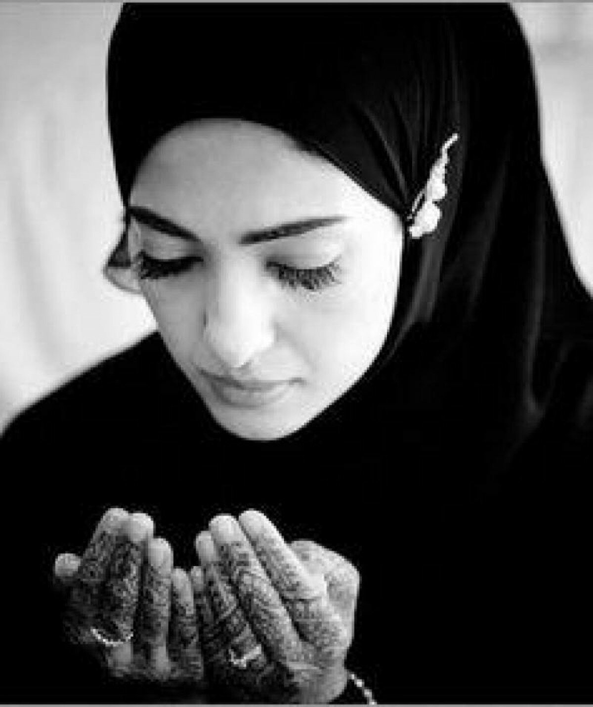 Картинки красивых мусульманок с надписями, дню свадьбы