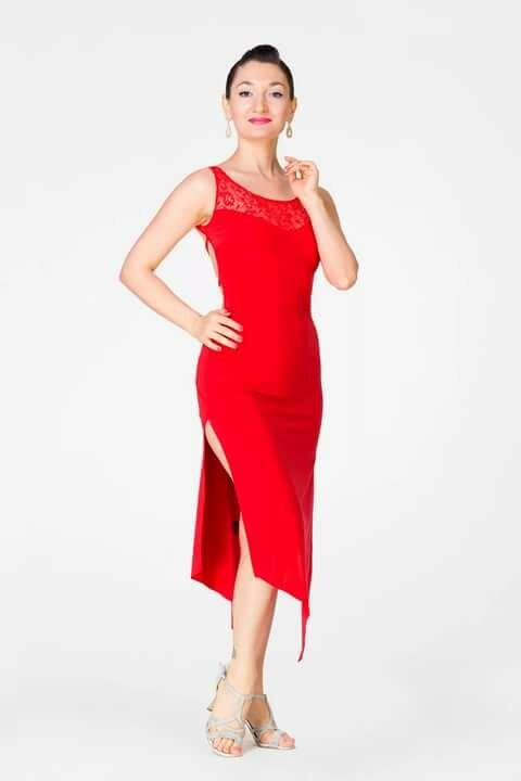 Нарядное красное платье картинки зоне