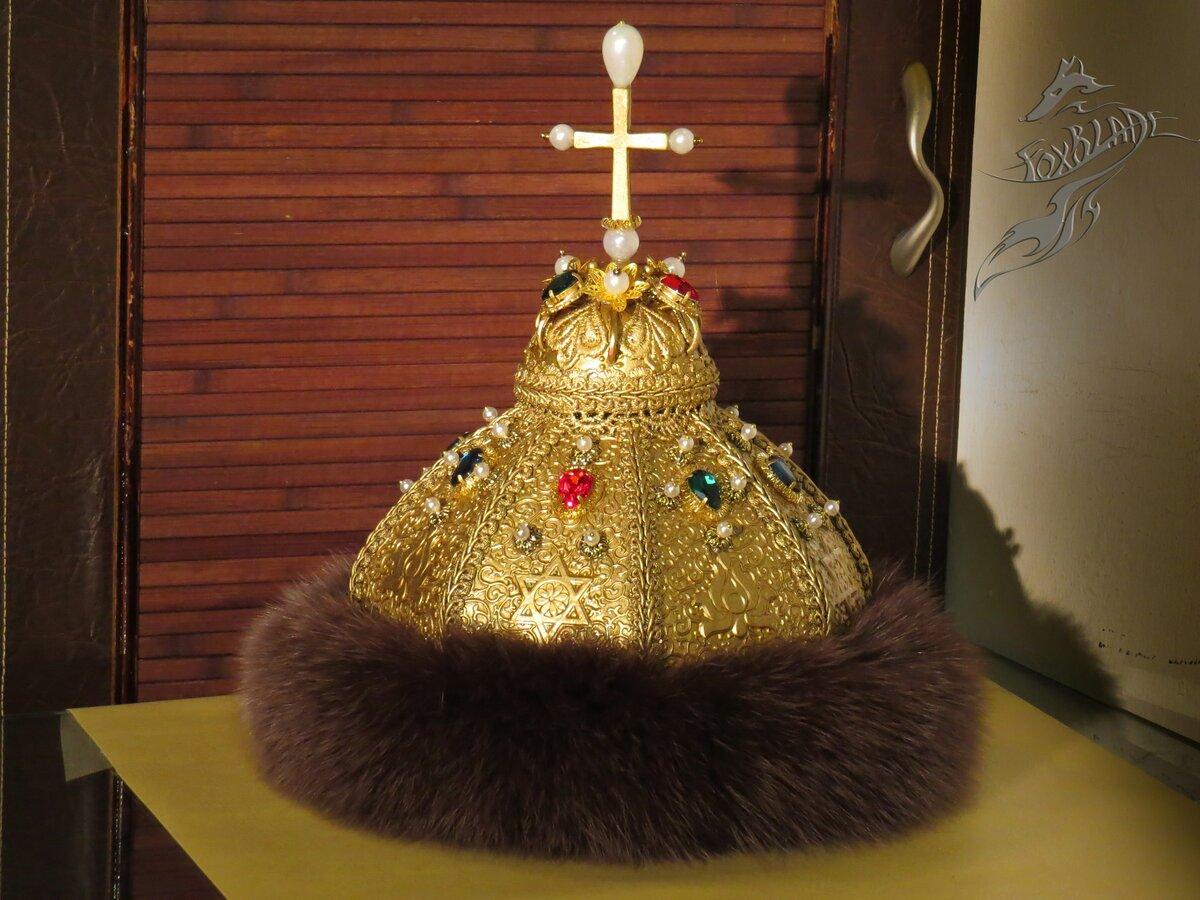 картинки про шапку мономаха жаль