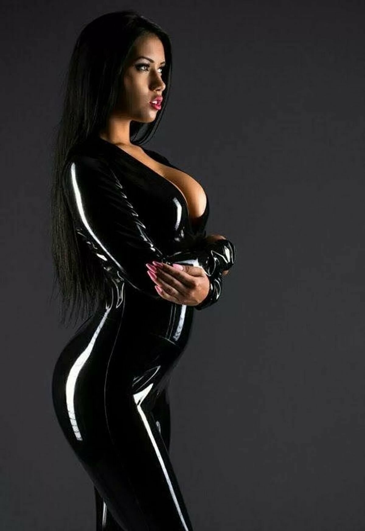 Sex sexy women in latex