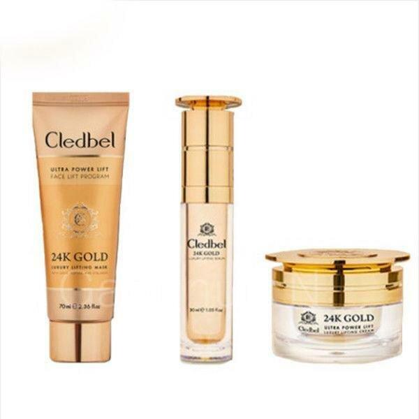 Cledbel 24K Gold - маска-пленка с лифтинг-эффектом в Красном Луче