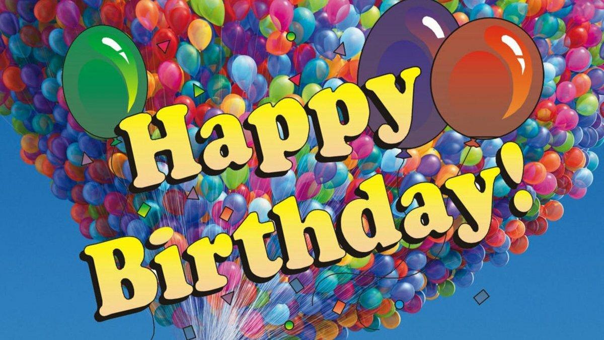 Поздравление с днем рождения на форуме