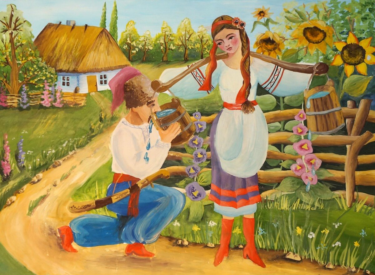 картинки украинские тема
