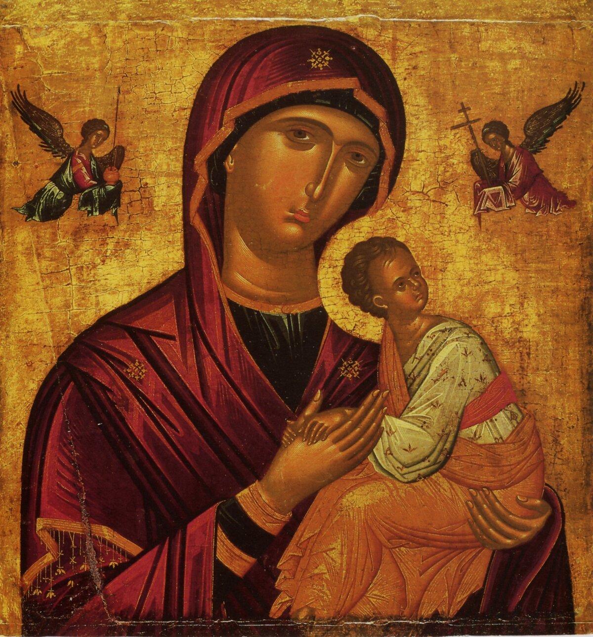 Картинки с иконы божьей матери, мишками