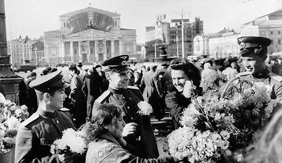 Картинки, день победы 1945 картинки