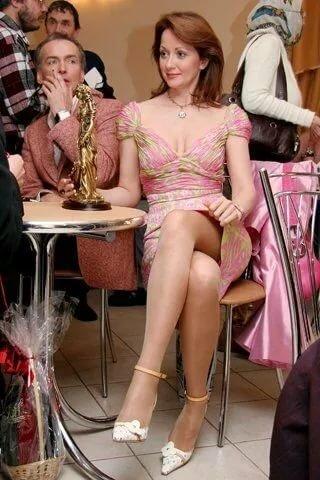 Фото под юбки актриса российского кино — 7
