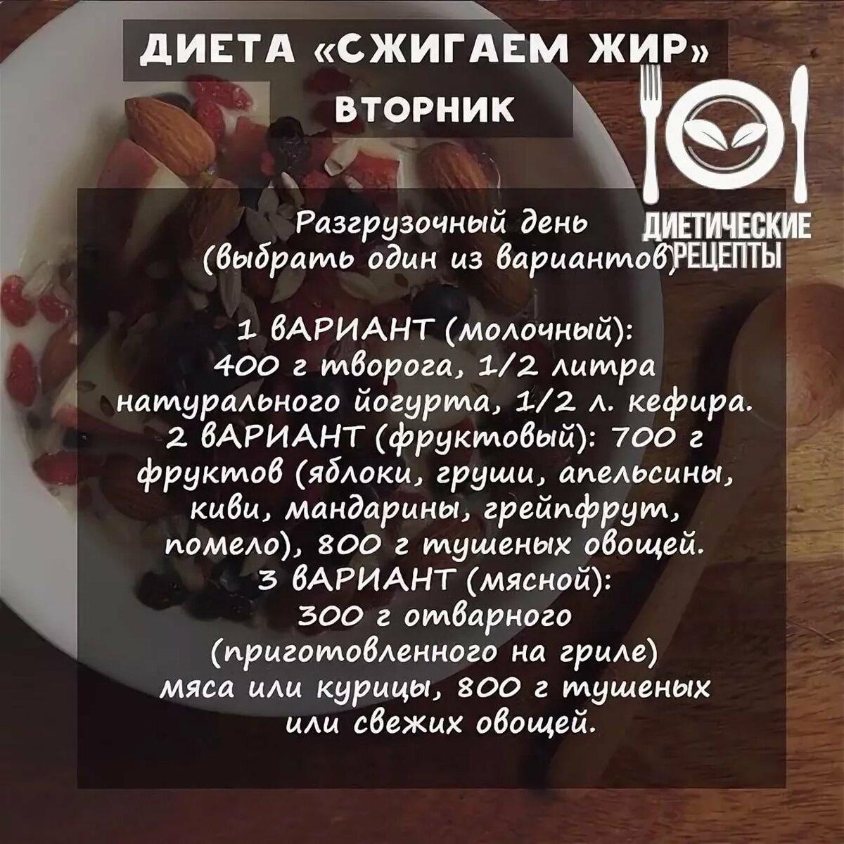 Все О Диете 12 Дней. Осенне-зимняя низкокалорийная диета «12 дней»