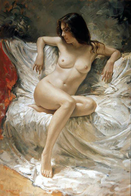 будешь голые картина девушки интимный тут муж сел